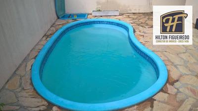 Casa Com Piscina Carapibus - Bg0003