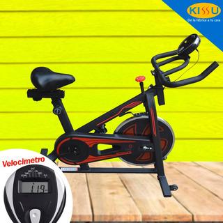 Bicicleta Estatica Spinning Panel Digital Varios Ejercicios
