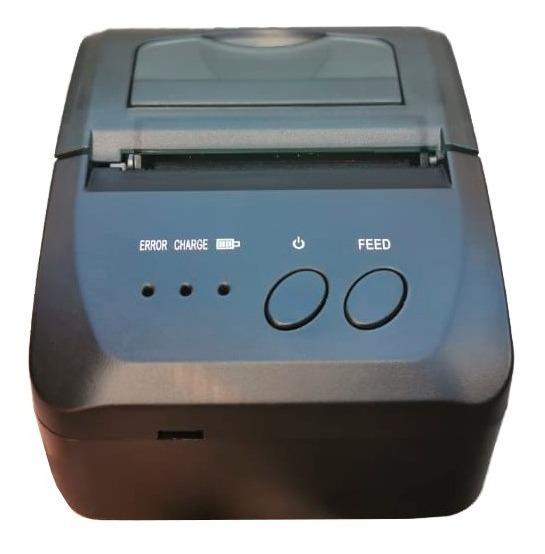 Mini Impressora Bluetooth Termica De 58mm Celular E Computad