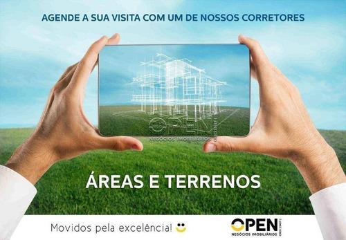Terreno À Venda, 400 M² Por R$ 1.100.000,00 - Vila Eldízia - Santo André/sp - Te0564