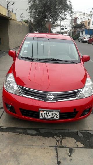 Nissan Tiida Hasbak