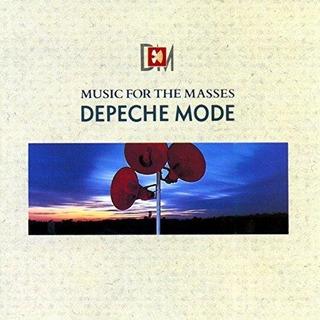 Vinilo Depeche Mode - Music For The Masses - Lp Imp.