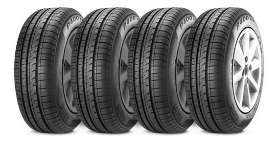 Kit X4 Pirelli 195/65 R15 V P400 Evo Neumen Ahora18