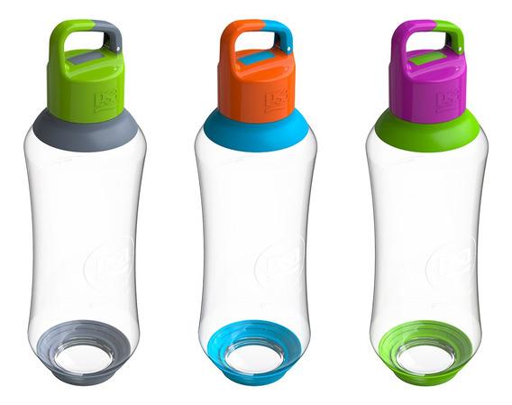 Botella Psa 600 Pack X 3 Unidades