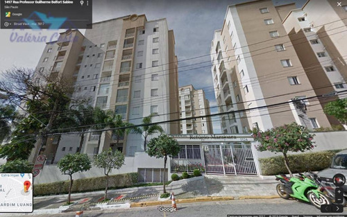 Imagem 1 de 24 de Apartamento À Venda, 79 M² Por R$ 540.000,00 - Jardim Marajoara - São Paulo/sp - Ap1326