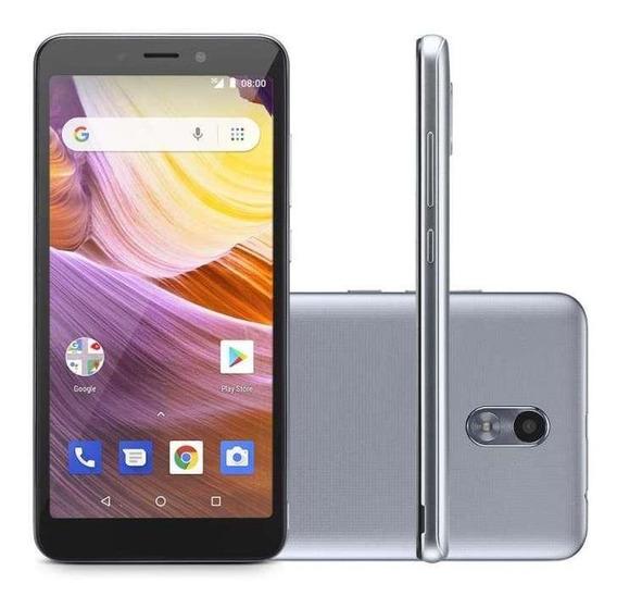 Smartphone Ms50g 3g 5,5 Pol. Preto Multilaser - Nb730.