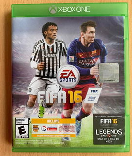 Fifa 16 Xbox One - Juego Físico Usado