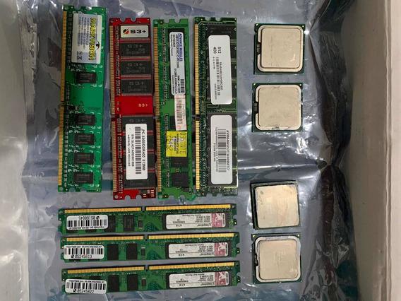Processador E Memória Ram
