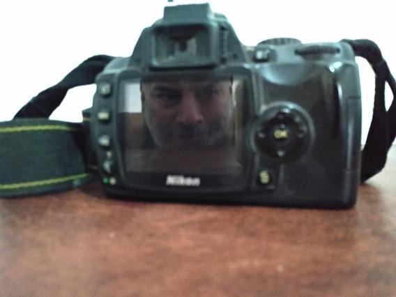 Vendo Nikon D 40 X Muy Cuidada Permuto