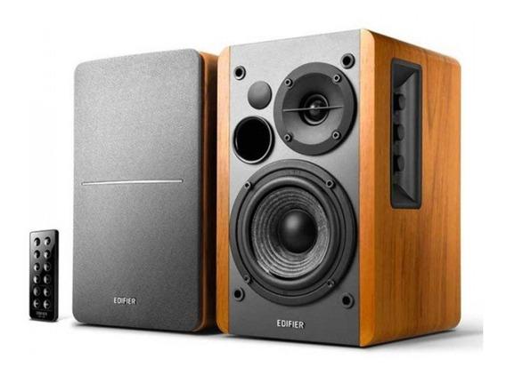 Caixa De Som Monitor De Áudio Ativo Edifier R1280db Com Blue