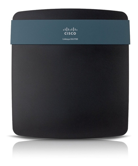 Router Cisco Linksys Ea2700 Inalambrico N 600 Wifi Dual Band