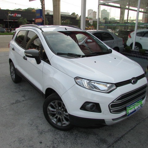Ecosport Freestyle 1.6 At 2016 Branco