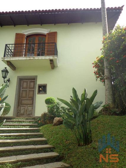 Casa Residencial À Venda, Jardim Leonor, São Paulo - Ca2024. - Ca2024