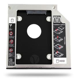 Adaptador Caddy De Dvd P/ Hd/ssd Notebook 9.5mm Sata 3