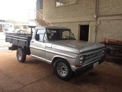Camionete Ford F100 Ano 1972