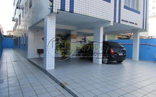 Imagem 1 de 18 de Apartamento Com 1 Dorm, Boqueirão, Praia Grande - R$ 185 Mil, Cod: 2490 - V2490