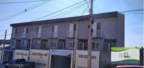 Casa À Venda, 62 M² Por R$ 240.000 - Residencial Santo Antônio - Franco Da Rocha/sp - Ca0526