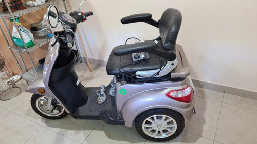 Moto Electrica Triciclo Master Impecable!