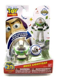 Hatch N Heroes Figura Buzz Toy Story Disney Playking