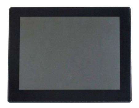 Monitor Automação Bematech Lm-8 Tela 8,0 Preto Vga