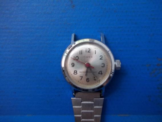 Relógio Pulso Mulher Marca Timex Autom Resistente A Água