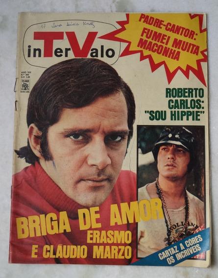 Revista Intervalo Nº 395 Sem O Poster