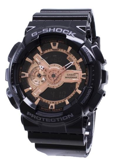 Relógio Masculino Casio G-shock Ga110mmc-1adr - Preto