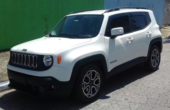 Jeep Renegade 1.8 Flex Aut