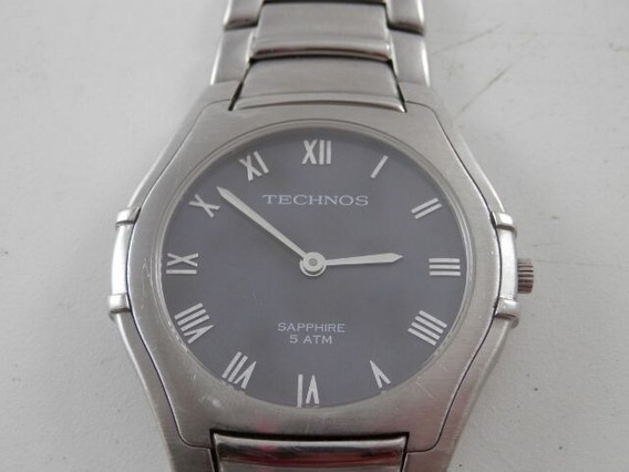 Relógio Technos Saphire 5atm