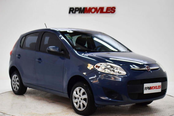 Fiat Palio 1.4 Attractive Ln 2014 Rpm Moviles