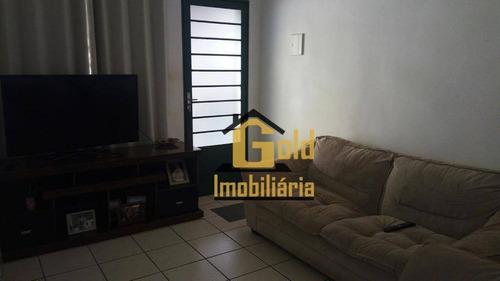 Apartamento Com 2 Dormitórios À Venda, 45 M² Por R$ 110.000 - Residencial Das Américas - Ribeirão Preto/sp - Ap1295