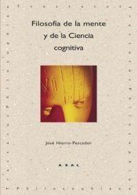 Filosofía De La Mente Y Cs Cognitiva, Pescador, Akal #