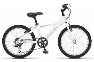 Bicicleta Peugeot J01 R20 6 Cambios Varón