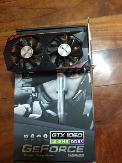 Placa Geforce Gtx1050 2gb Nueva....2 Mes De Uso...