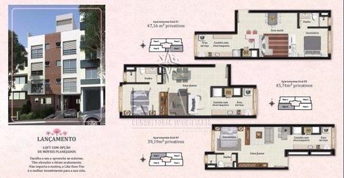 Apartamento - Bom Fim - Ref: 599 - V-map06-0019