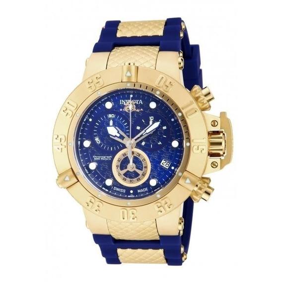 Relógio Invicta 15800 Subaqua Noma 3 Original Com Caixa