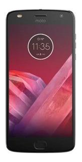 Motorola Celular Libre Moto Z2 Play Xt1710 Gris Lunar