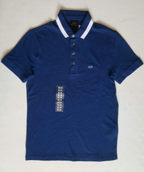Playera Armani Exchange Tipo Polo