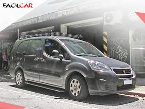 Peugeot Partner B9 2016 Nafta Único Dueño Excelente Estado!!