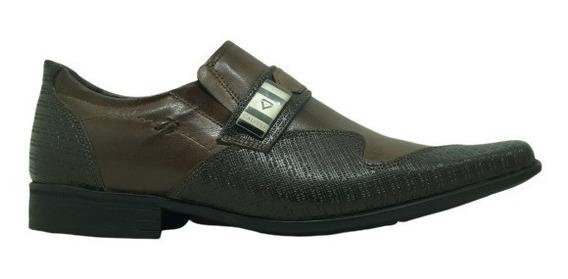 Sapato Masculino Social Calvest 232 Super Oferta