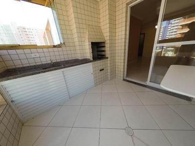 Apartamento De 2 Quartos Com Lazer Completo, Varanda Gourmet, Para Locação Definitiva Em Praia Grande!!! - Ap2141