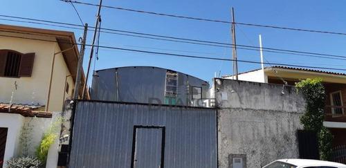 Imagem 1 de 3 de Vendo - Barracão Pq. Taquaral - Campinas Sp. - Ba1045