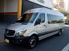 Mercedes-benz Sprinter 515 Cdi Big 2017 Exec. 21 Lugares