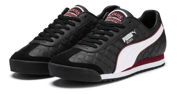 Tenis Puma Roma Edicion The Godfather Originales 26 Al 29 Cm