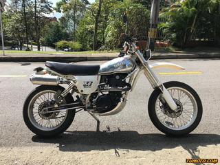 Yamaha Xt 500 Xt 500