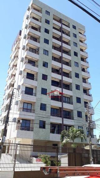 Apartamento Com 2 Dormitórios À Venda Por R$ 250.000,00 - Fátima - Fortaleza/ce - Ap0646