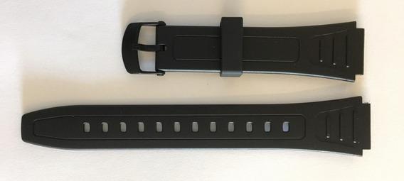 Pulseira Para Relógio Casio W-800 W-800h - Frete Grátis