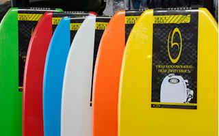 Prancha De Bodyboard Genesis Gsx - Stringer Em Fibra