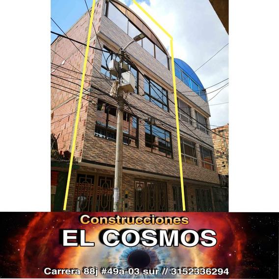 Casa En Venta Bosa Chicala 8.5x9.5 M2 4 Pisos