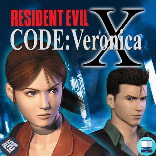 Resident Evil Code Veronica X Emulado Ps2 Para Pc